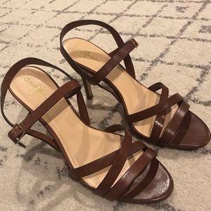 Cole Haan Brown Heels